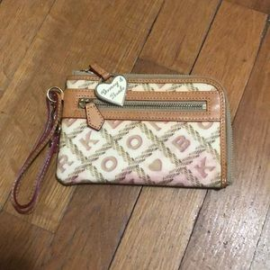 Donney and Bourke wristlet